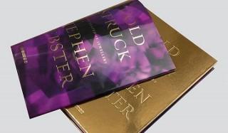 Стивен вебстер выпустил книгу