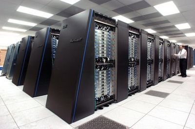 Суперкомпьютер ibm blue gene/q помогает медикам бороться с простудной инфекцией