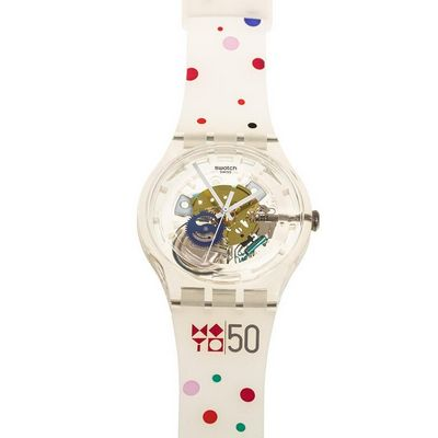 Swatch разрабатывают конкурента apple watch (2 фото)