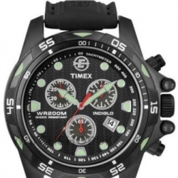 Timex expedition diver's chronograph watch t49803