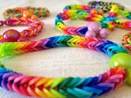 Тонкости плетения браслетов из резинок