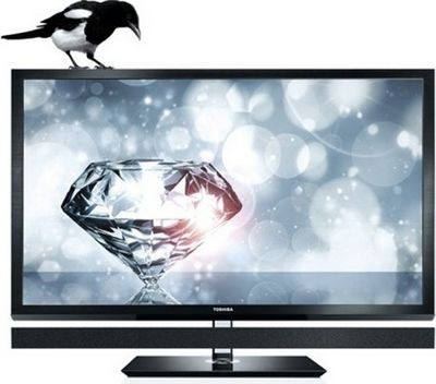 Toshiba анонсировала телевизор с 7-ядерным процессором