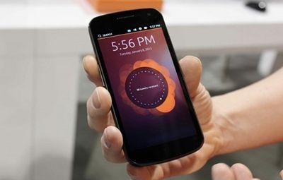 Ubuntu для смартфонов появится 21 февраля. видео