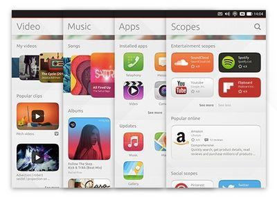 Ubuntu рассказала, кто согласился производить ее смартфоны