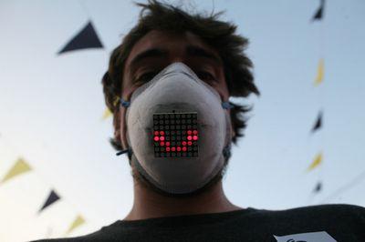 Unmask — концепт маски, которая покажет ваши эмоции