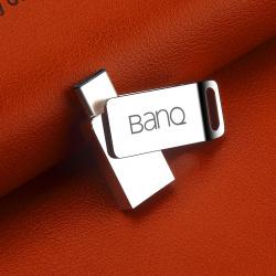 Usb 3.0 otg type-c флешка banq c60, ёмкостью 64 гб