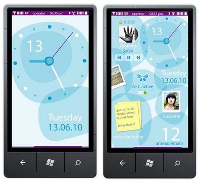 В nokia создали альтернативный интерфейс для windows phone. скриншоты