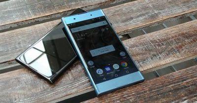 В основе смартфона sony xperia xa1 plus лежит soc mediatek helio p20