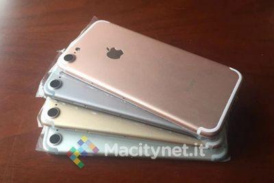 В сеть «слили» новые подробности о будущем iphone 7. фото