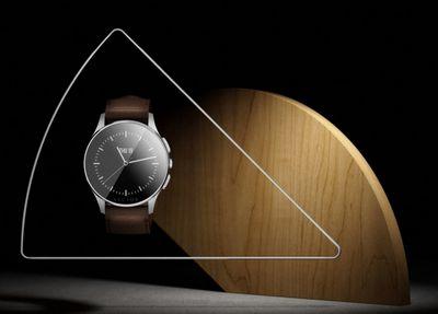 Vector luna и meridian – стильные смарт-часы, работающие месяц без подзарядки