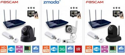 Видеонаблюдение и 3g интернет: бизнес и развлечения