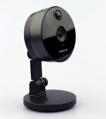 Видеонаблюдение в телефоне – foscam c1
