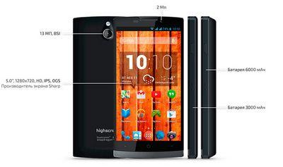 Видеообзор смартфона highscreen boost 2 se от гоблина