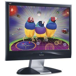 Viewsonic анонсировал два дисплея высокой четкости
