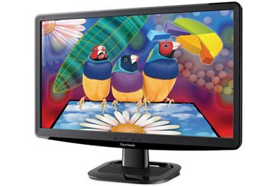 Viewsonic показала монитор с увеличенными углами обзора vx2336s-led