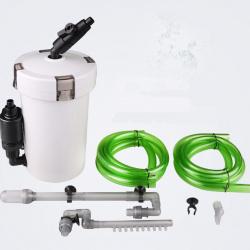 Внешний фильтр для аквариума 6вт 400л/ч. модель hw-602b