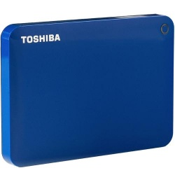 Внешний жесткий диск toshiba canvio connect ii 2tb