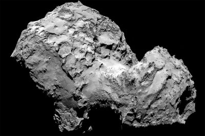 Впервые в истории человечество покорило комету!