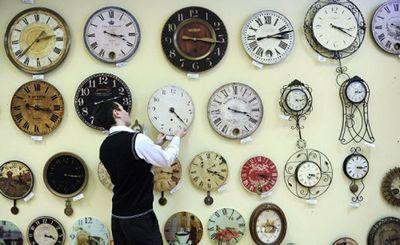 Время может существовать только в вашей голове. и во всех остальных - «наука»