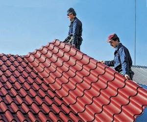 Выбираем металлочерепицу для ремонта крыши