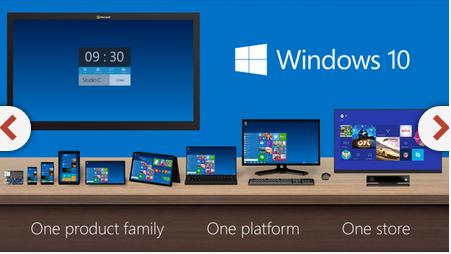 Windows 10: основные нововведения