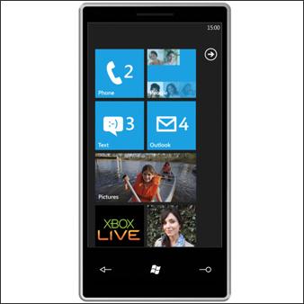Windows phone 7 сделают на 5 лет вперед