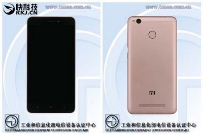 Xiaomi представит металлический redmi 4a со сканером отпечатков пальцев за $74