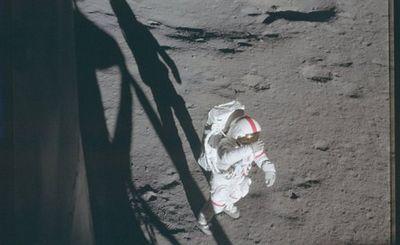 Зачем зарывать в грунт лунную базу - «наука»