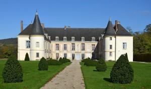 Замок конде – архитектурный символ величия франции