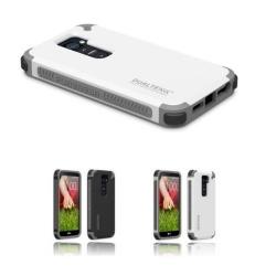 Защитный чехол puregear dualtek extreme rugged impact для телефона lg g2 (чёрный)