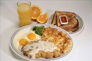 Завтрак, обед и ужин.