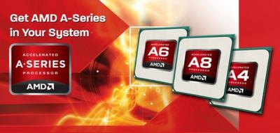 Железный замут 2. мобильные процессоры amd