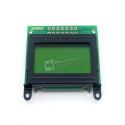 Жидкокристаллический символьный дисплей 0802 hd44780. собираем лаббп часть 4