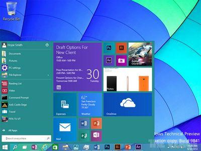 Знакомство с новыми функциями windows 10