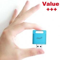 Zsun wi-fi хранилище фотографий для поездок, без компа